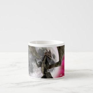 Dark Dragon Espresso Cup