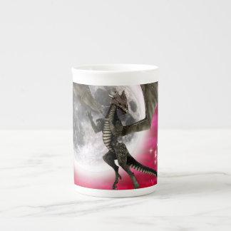 Dark Dragon Tea Cup