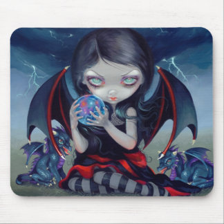 """Dark Dragonling"" Mousepad"