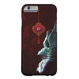 Dark Dreams Monogram Barely There iPhone 6 Case