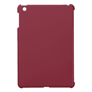 Dark Dusky Rose Custom Products Color Only Case For The iPad Mini