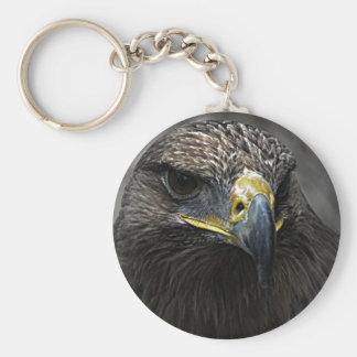 Dark Eagle Keychain