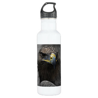 Dark Eagle Stainless Steel Water Bottle
