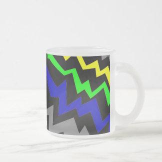 Dark electric mug