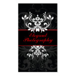 Dark Elegance Business Card Templates