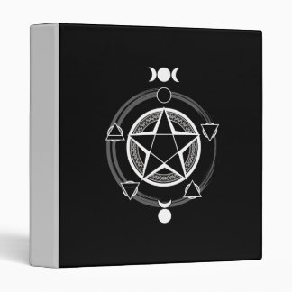 Dark Elemental Pentacle Binder