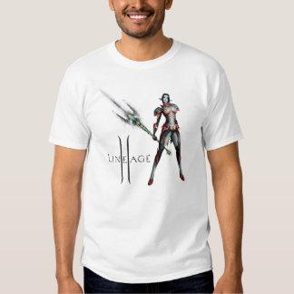 Dark elf Female Lineage 2 T Shirt