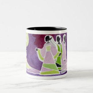 Dark Elf Lanterns 2 Mug
