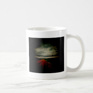 Dark Empty Road Coffee Mug