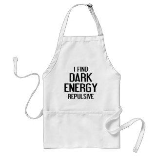 Dark Energy Adult Apron