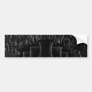 Dark Energy Bumper Sticker