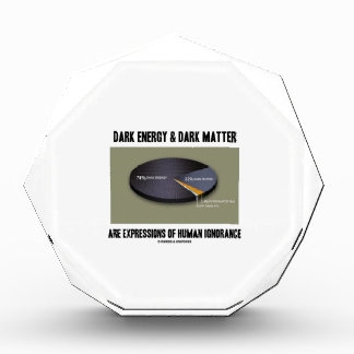 Dark Energy Dark Matter Expressions Ignorance Award