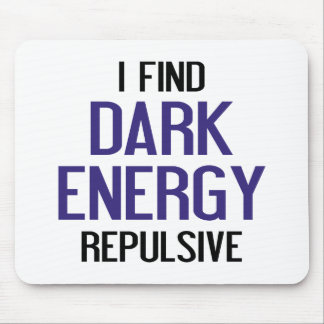 Dark Energy Mouse Pad