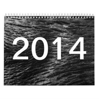 """dark entries"" 2014 calendar"
