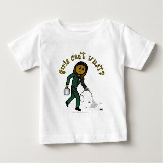 Dark Exterminator Girl Baby T-Shirt
