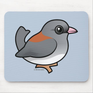 Dark-eyed Junco (gray-headed) Mouse Pad