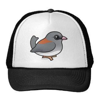 Dark-eyed Junco (gray-headed) Trucker Hat
