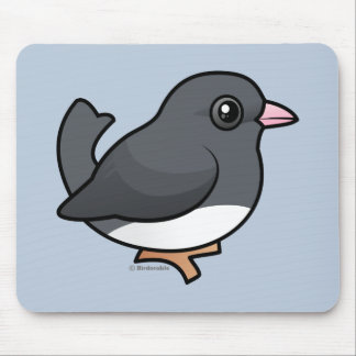 Dark-eyed Junco (slate-colored) Mouse Pad