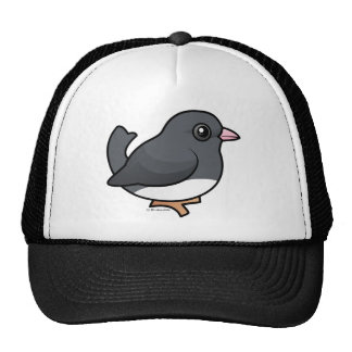 Dark-eyed Junco (slate-colored) Trucker Hat