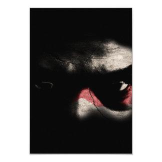 Dark Eyes Card