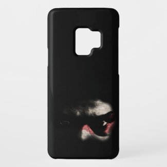Dark Eyes... Case-Mate Samsung Galaxy S9 Case
