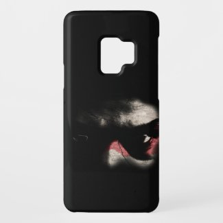 Dark Eyes Case-Mate Samsung Galaxy S9 Case