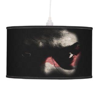 Dark Eyes Hanging Lamp
