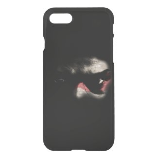 Dark Eyes iPhone 7 Clearly™ Deflector Case
