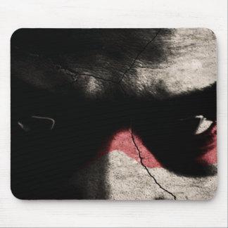 Dark Eyes Mouse Pad