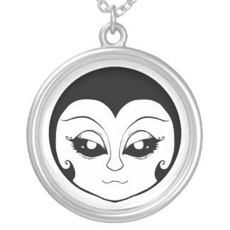 Dark Eyes Necklace