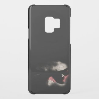 Dark Eyes... Uncommon Samsung Galaxy S9 Case