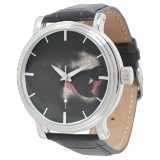 Dark Eyes Wristwatch