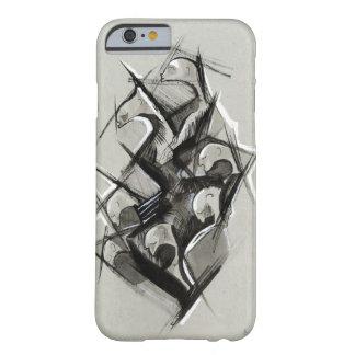 Dark Faces iPhone 6 Case