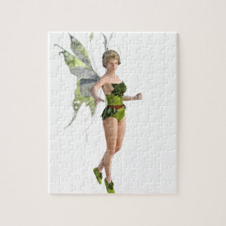 Dark Fairy Flying in Place Puzzle