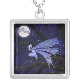 Dark Fairy Night Necklace