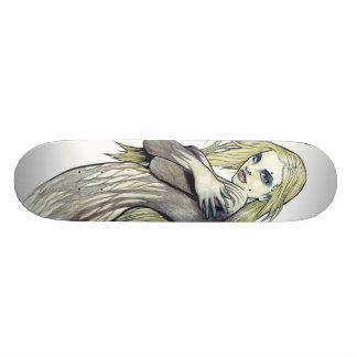 Dark Fairy Custom Skateboard