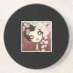 Dark Fairy Tale Character 13 Beverage Coasters