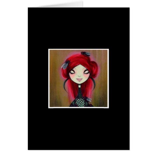 Dark Fairy Tale Character 14 Card