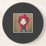 Dark Fairy Tale Character 14 Drink Coaster
