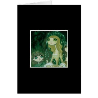 Dark Fairy Tale Character 15 Card