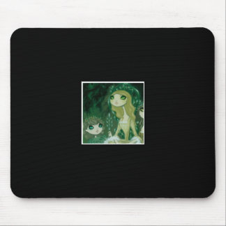 Dark Fairy Tale Character 15 Mouse Pad