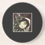 Dark Fairy Tale Character 16 Coaster