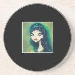 Dark Fairy Tale Character 17 Beverage Coasters