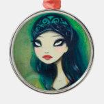 Dark Fairy Tale Character 17 Christmas Ornaments