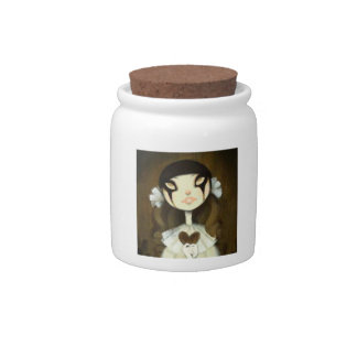 Dark Fairy Tale Character 1 Candy Dish