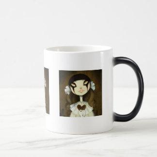 Dark Fairy Tale Character 1 Magic Mug
