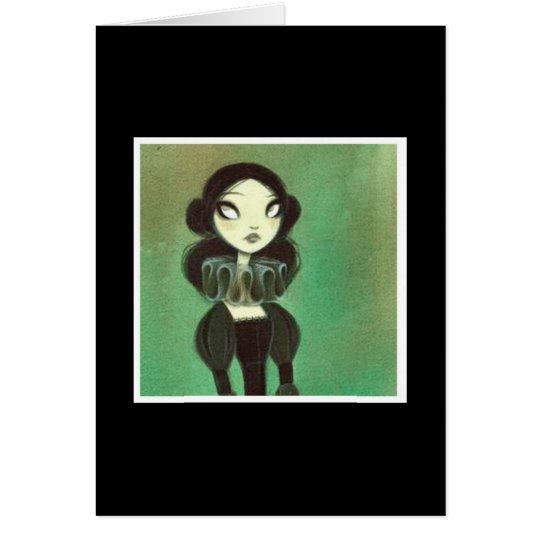 Dark Fairy Tale Character 3 Card