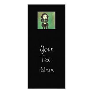 Dark Fairy Tale Character 3 Rack Card