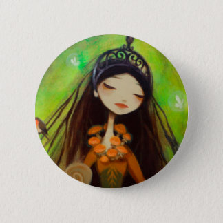 Dark Fairy Tale Character 4 Pinback Button
