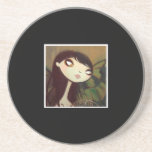 Dark Fairy Tale Character 5 Drink Coasters